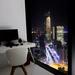 Living room view, Abu Dhabi by stefanotrezzi
