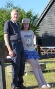 30th Jun 2018 - Steve and Keira