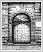 1st Jul 2018 - Museum Door