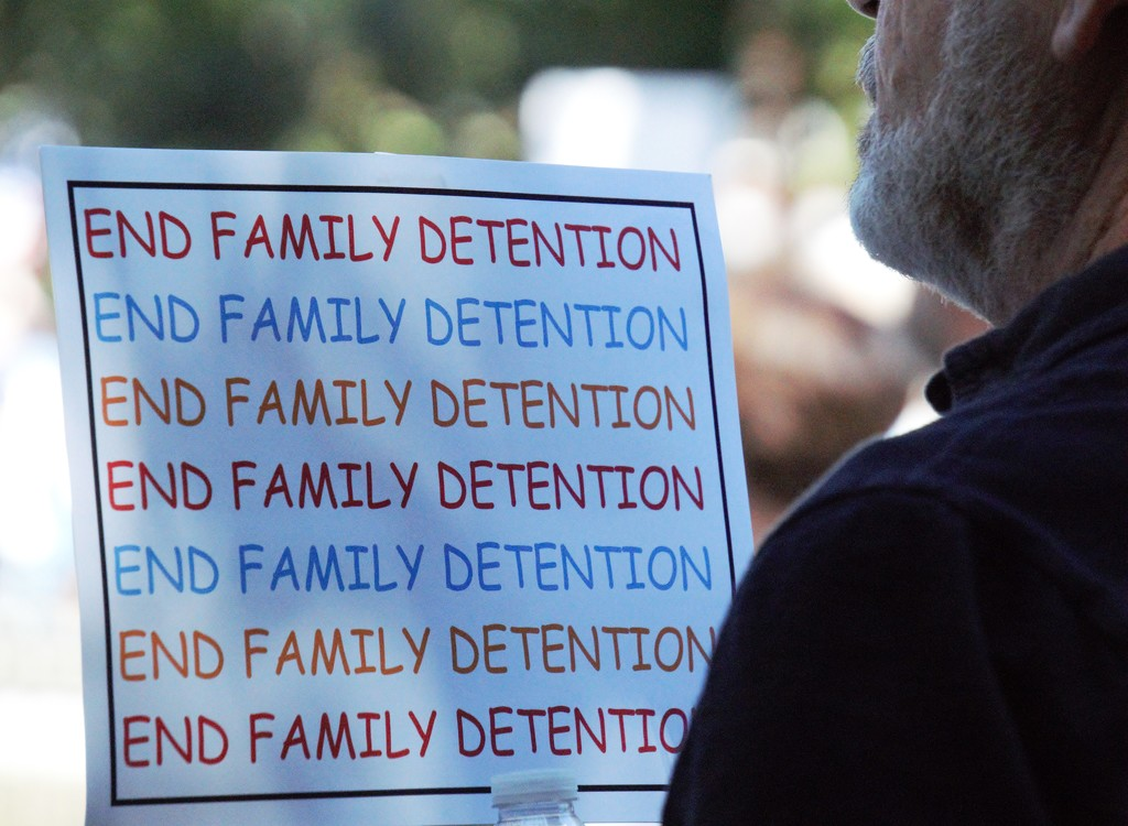 End Family Detention by granagringa