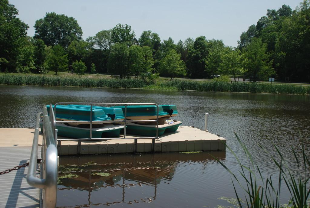 Boat Dock by mgbio