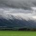 Snow on the Witzenberg by salza