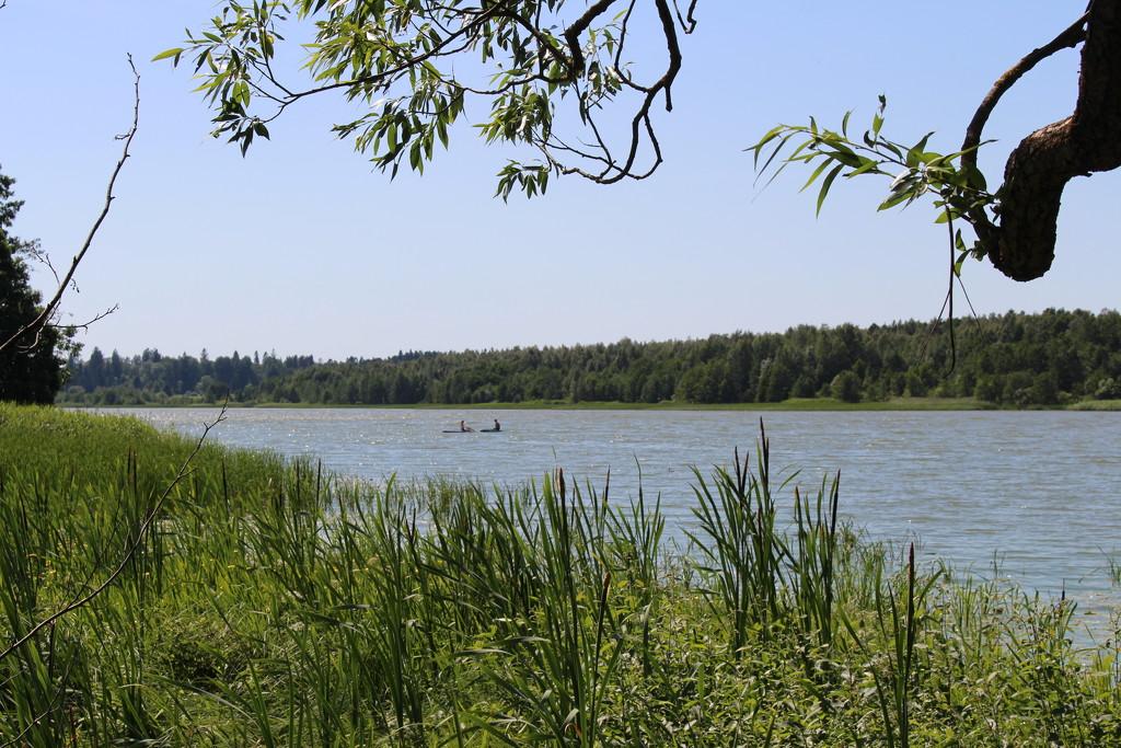 Lake Tuusulanjärvi by annelis