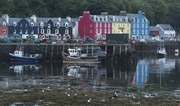 25th Jun 2018 - What's the story in Tobermory?