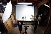 4th Jul 2018 - Behind the scenes, through a fish eye lens