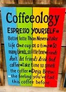 4th Jul 2018 - Coffeeology