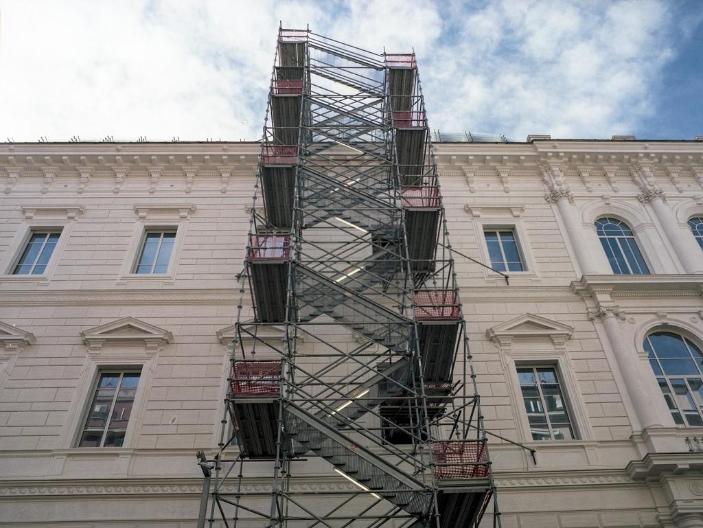 Stairway to heaven - not really by domenicododaro
