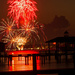 Fireworks on the River! by rickster549