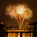 One More Fireworks on the River Shot for Tonight! by rickster549