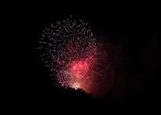 5th Jul 2018 - Fireworks
