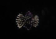5th Jul 2018 - Another firework shot