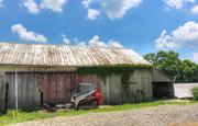 7th Jul 2018 - Machinery and barn