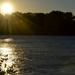 Sunset Over the Missouri River