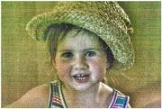 9th Jul 2018 - My cheeky granddaughter Sophia!