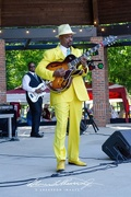 9th Jul 2018 - The entertainer ... Nick Colionne