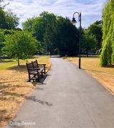10th Jul 2018 - Empty park