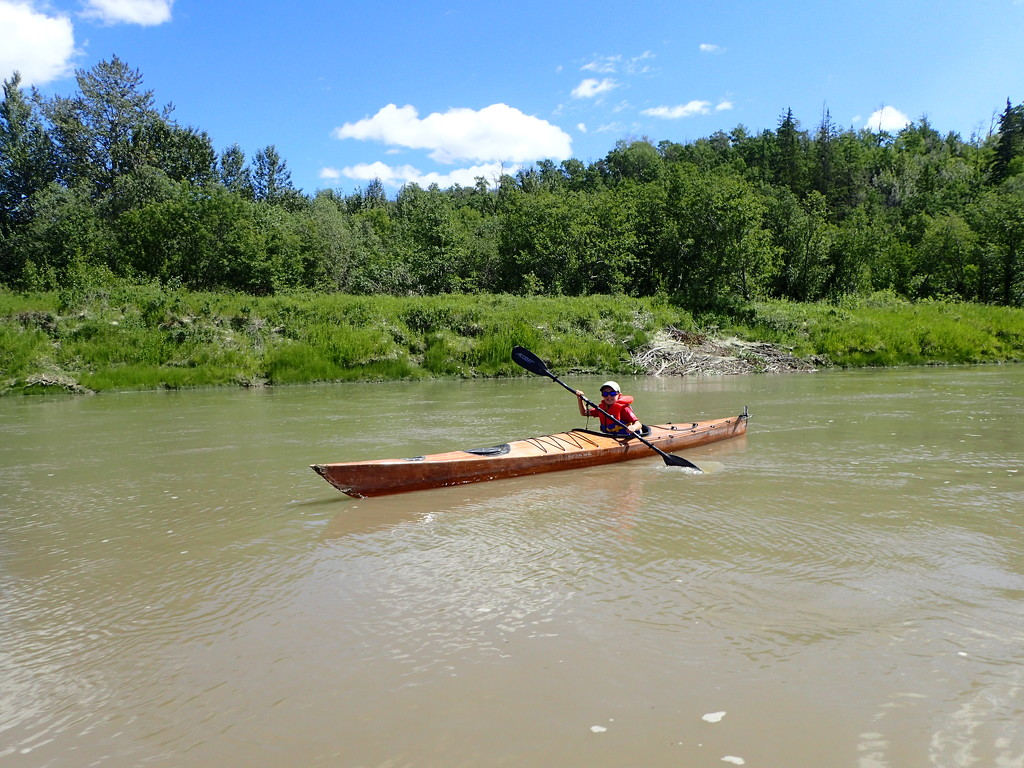 First River Solo by schmidt