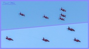 11th Jul 2018 - The Red Arrows...100th Anniversary Of The R.A.F.