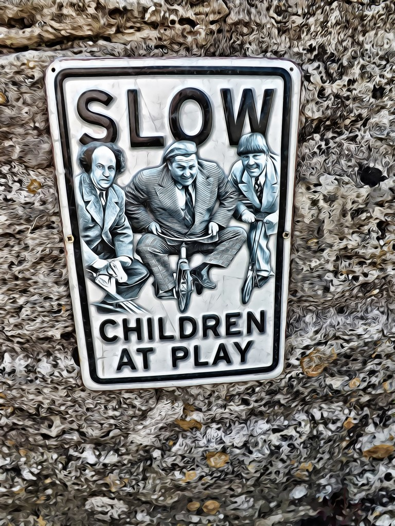 Slow Children at Play  by ajisaac