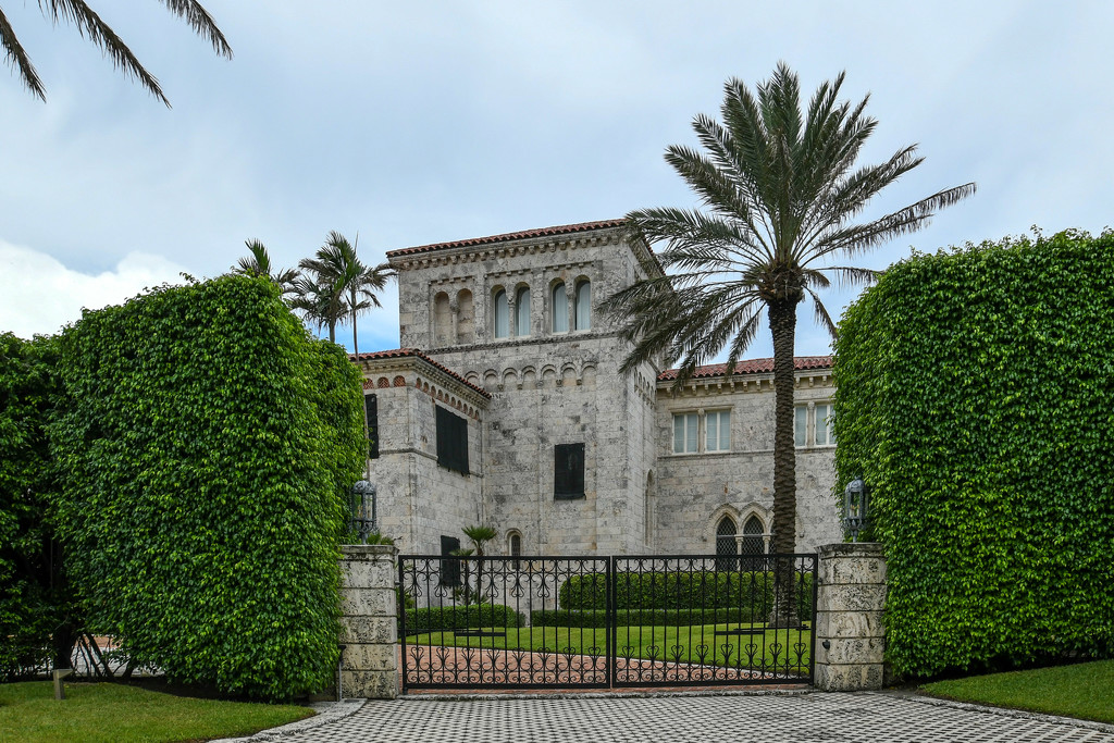 Palm Beach mansion by danette