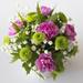 Creating wedding flowers
