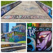 12th Jul 2018 - Skate Park Graffiti 2