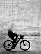 11th Jul 2018 - The cyclist
