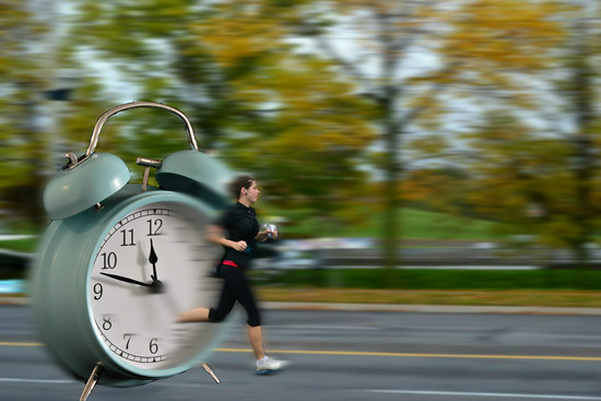 running out of time by summerfield