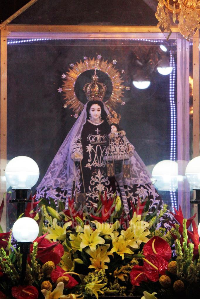 Our Lady of Mt. Carmel of San Sebastian (1618) by iamdencio