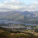 Skiddaw Hike by cmp