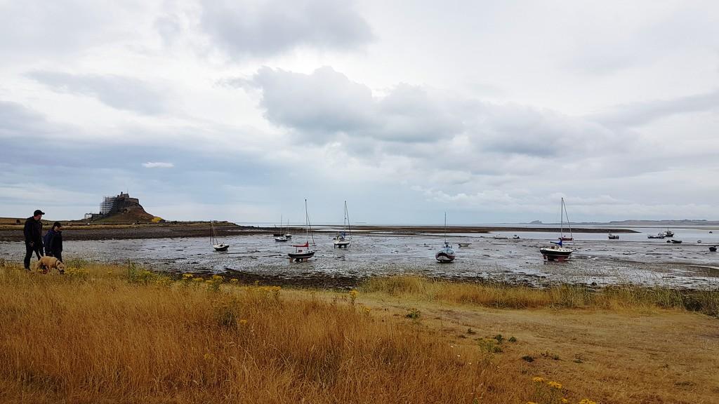 Holy Island of Lindisfarne by julienne1