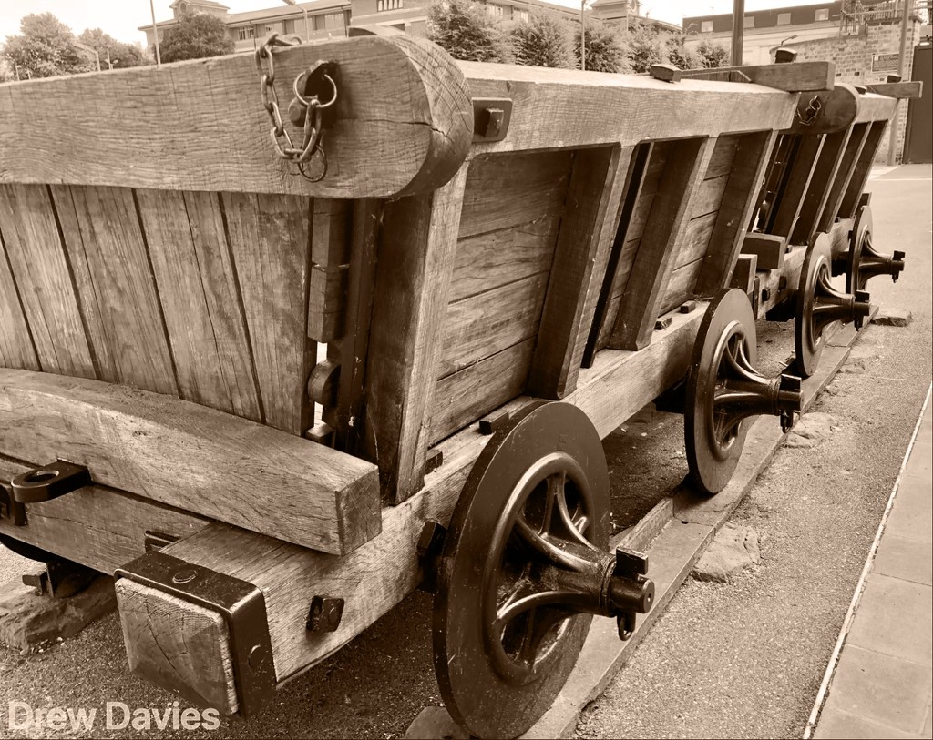 New old cart  by 365projectdrewpdavies