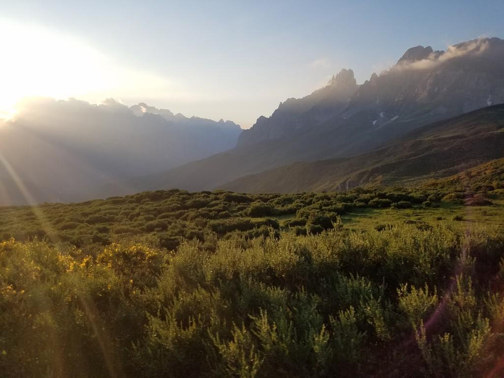 Los Picos de Europa by ludgate