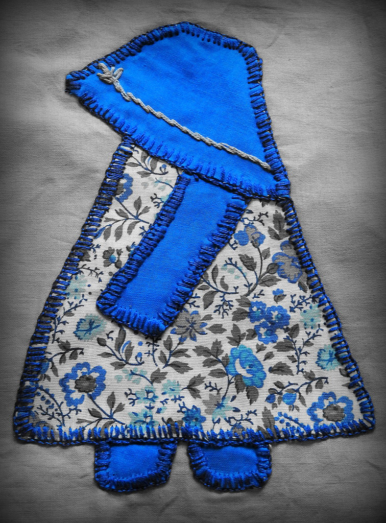 Blue Sun Bonnet Sue by homeschoolmom