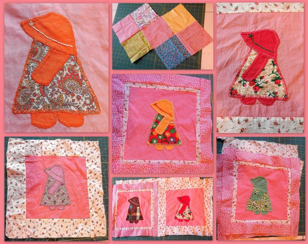 Finishing my grandma's quilt by homeschoolmom