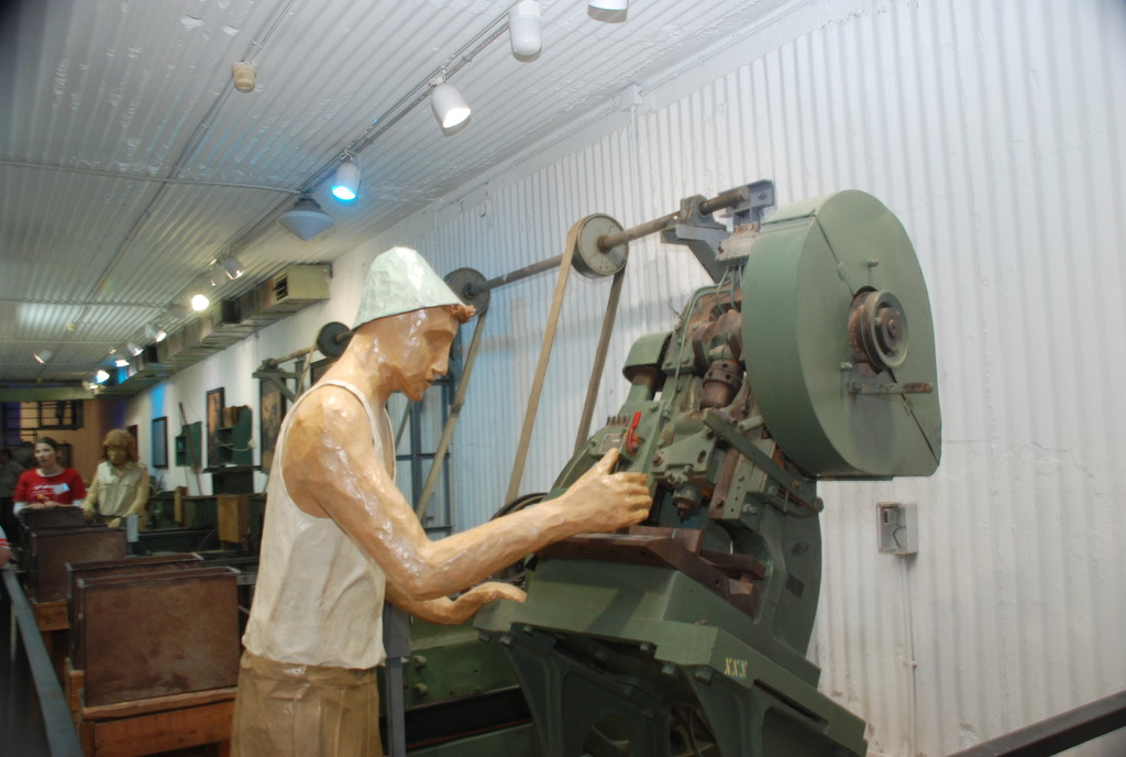 Bullet factory  by mgbio
