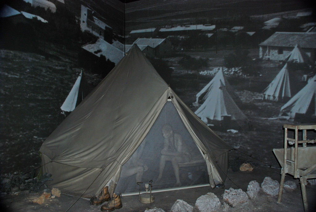 Palmach museum  by mgbio