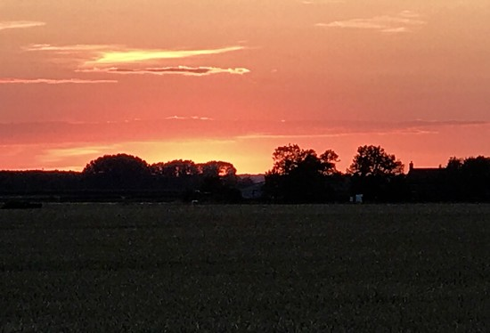 Tonight's setting sun by carole_sandford