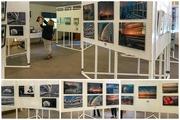 17th Jul 2018 - Beaver Island Art Fair Setup Day