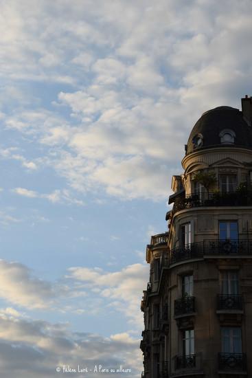 end of the day in Paris  by parisouailleurs