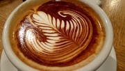 18th Jul 2018 - Coffee art