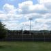 Baseball field in color