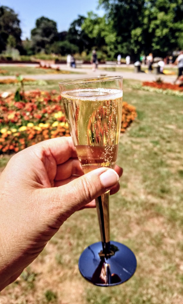 Prosecco with apricot brandy by boxplayer