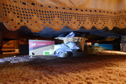 18th Jul 2018 - Underneath the Bed