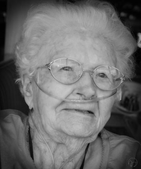 Grandma Faye by evalieutionspics