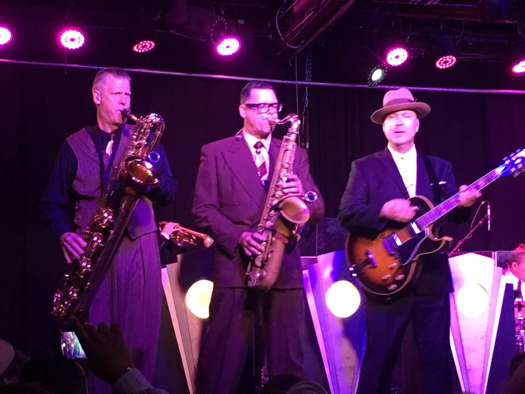 Big Bad Voodoo Daddy by msfyste
