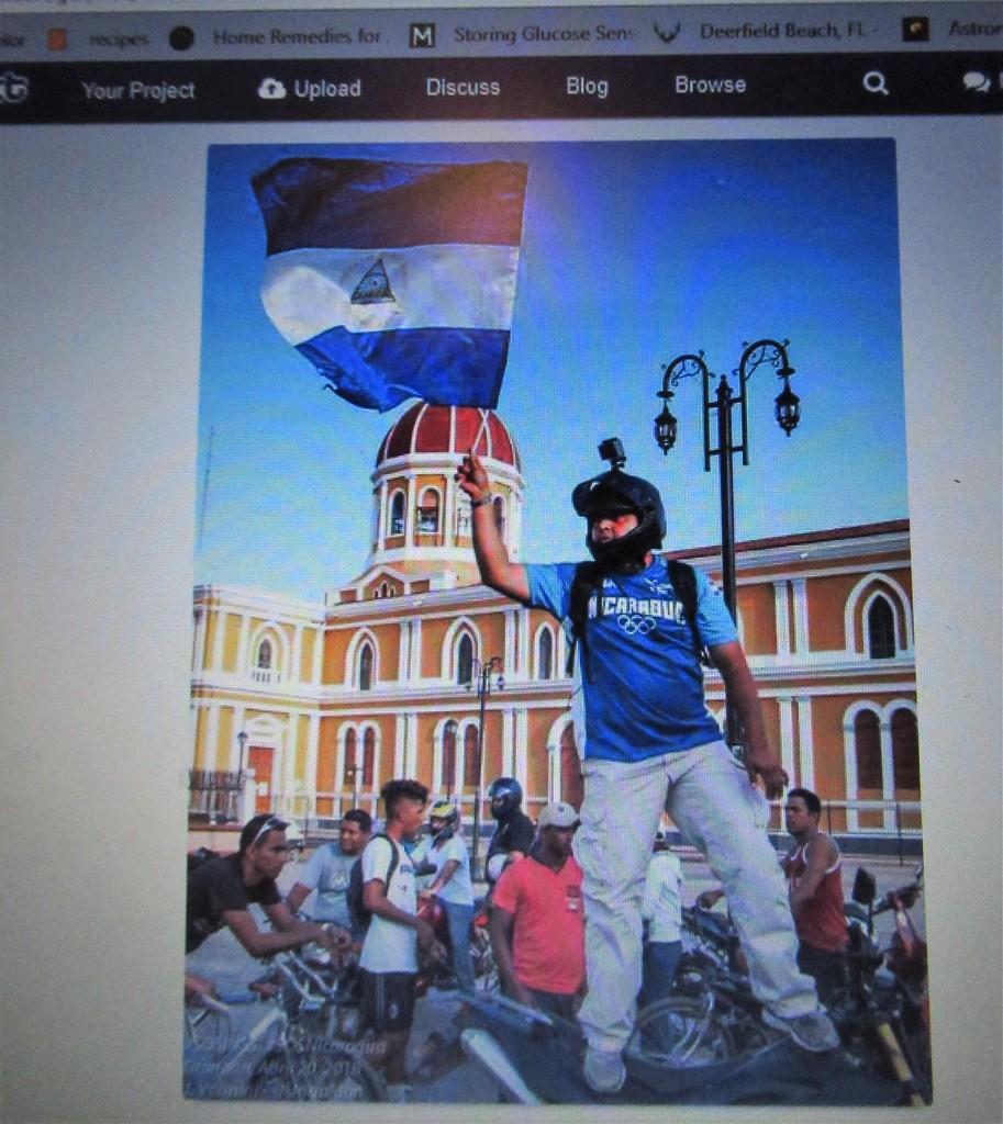 Roger - El patriota by granagringa