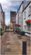 18th Jul 2018 - Kirkby Lonsdale - the quaint street leading to St Mary's Church
