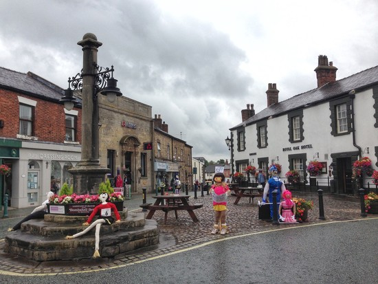 Garstang Scarecrow Festival by happypat