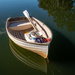 Dinghy reflections